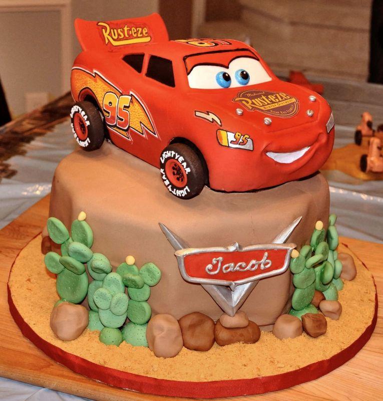Bolo Lightning McQueen