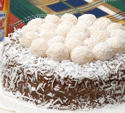 Bolo Prestigio Recheios de bolo de aniversário