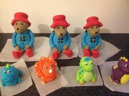 Urso Paddington bolo