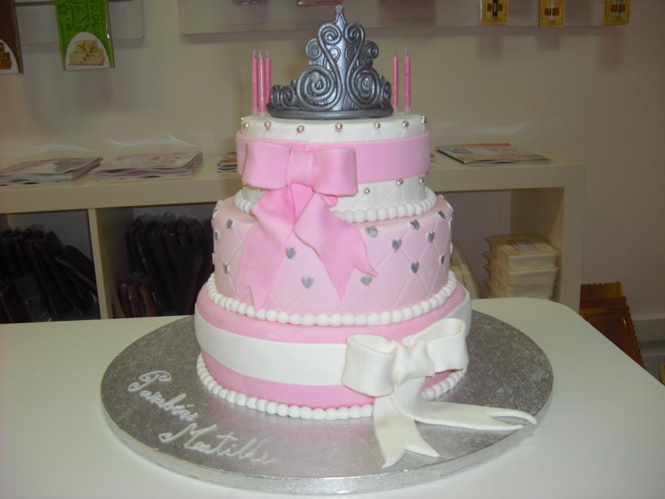 bolo aniversario princesa