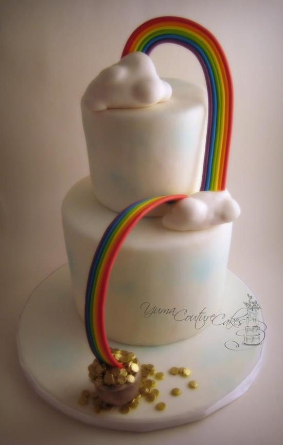 bolo arco iris (2)