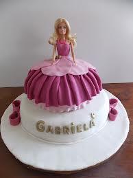 bolo barbie decorado