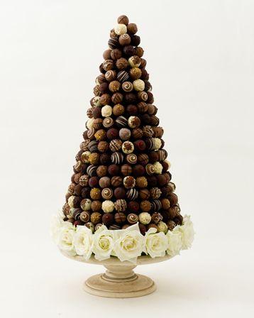 bolo casamento chocolate 12