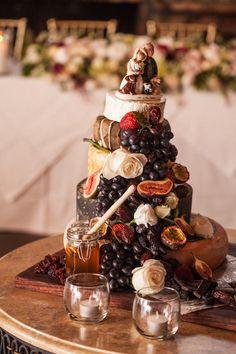 bolo casamento chocolate morangos
