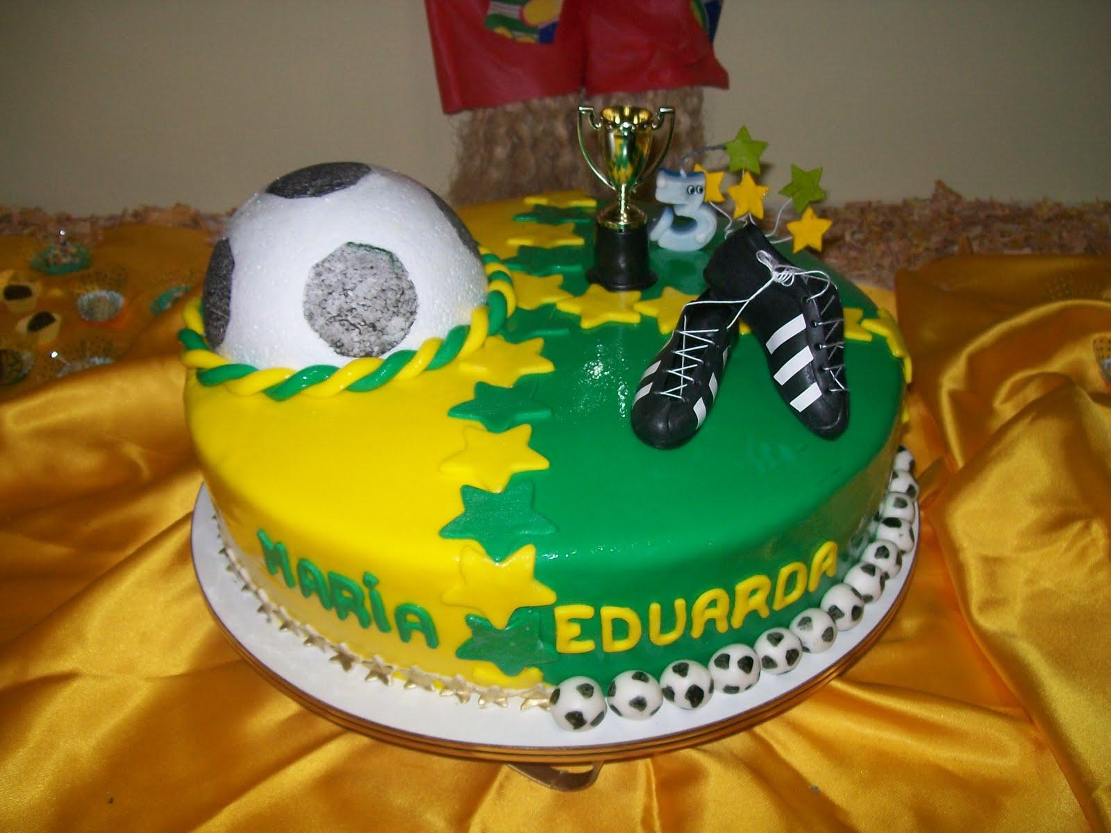 bolo copa futebol