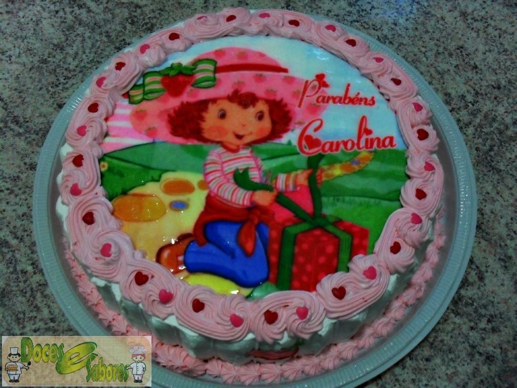 bolo de chantilly de crianca