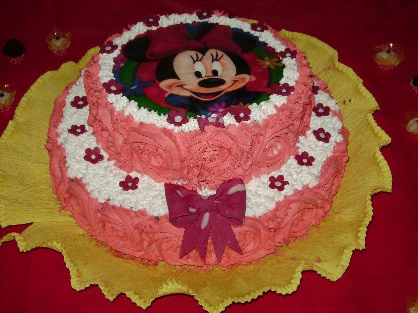 bolo de chantilly infantil