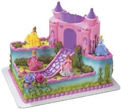 bolo decorada da bela e fera