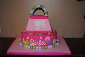 bolo decorado barbie