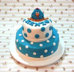 bolo decorado galinha pintadinha1