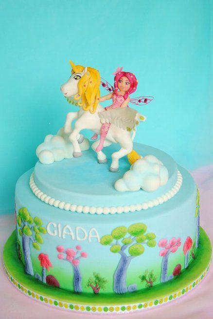 bolo decorado mundo mia 10