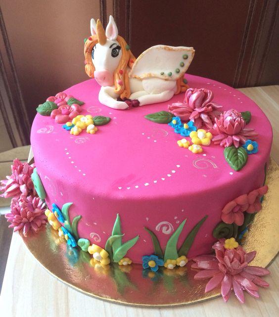 bolo decorado mundo mia 2