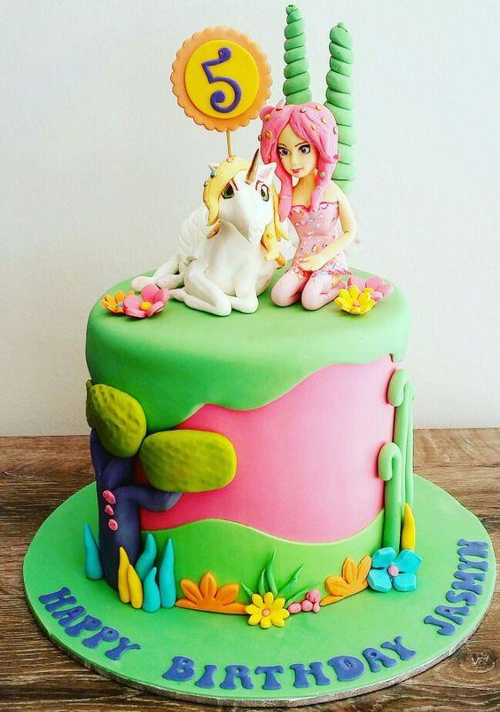 bolo decorado mundo mia 3