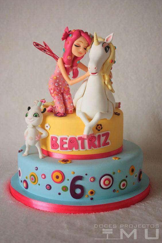 bolo decorado mundo mia 5