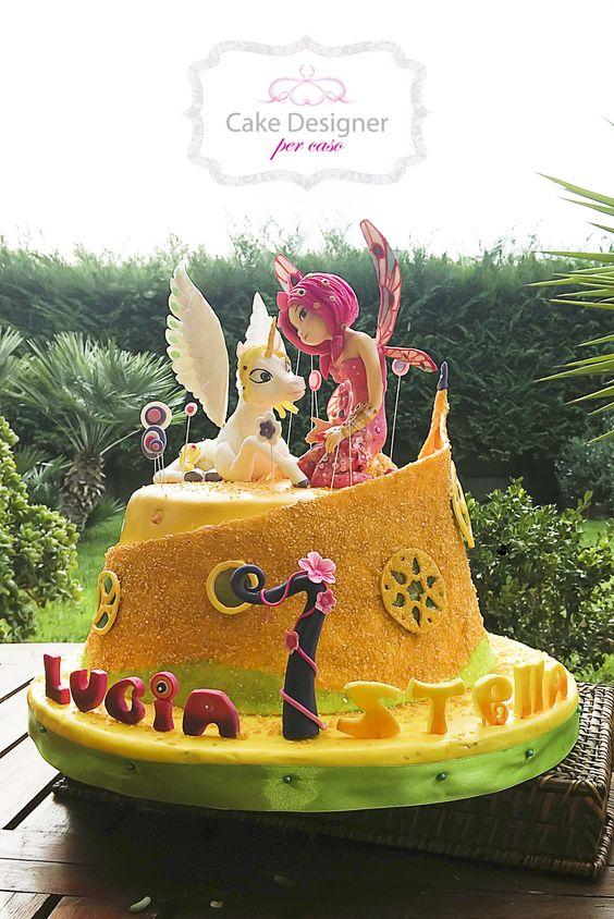 bolo decorado mundo mia 6