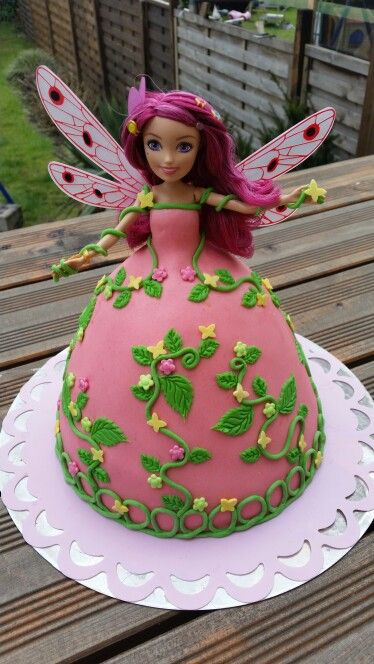 bolo decorado mundo mia 9