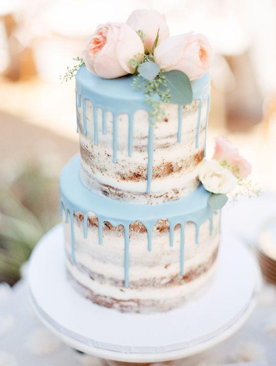 bolo decorado primavera 1