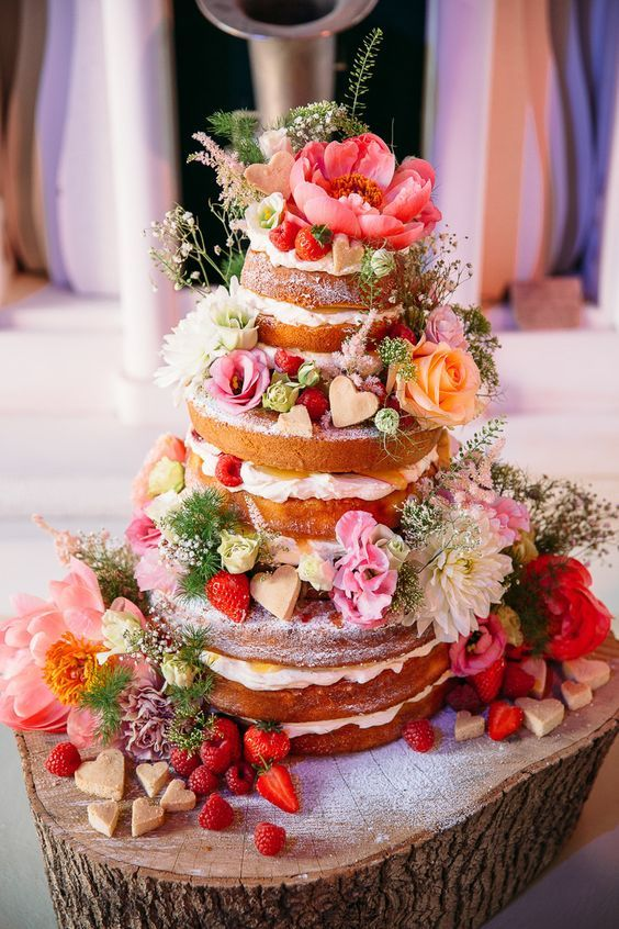 bolo decorado primavera 8