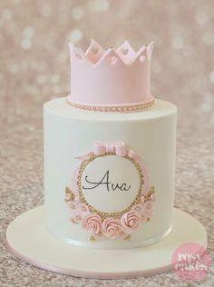 bolo decorado princesa 1 1
