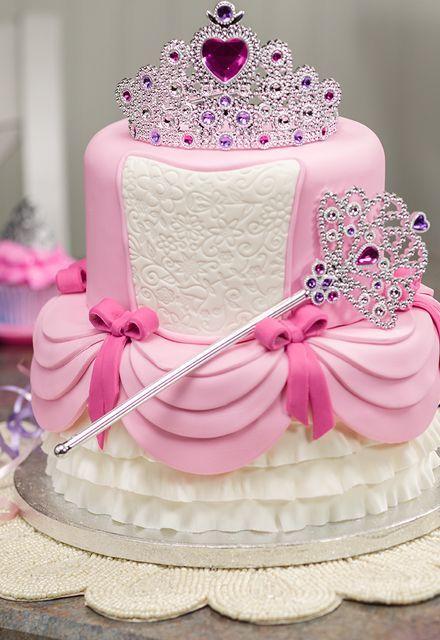 bolo decorado princesa 3