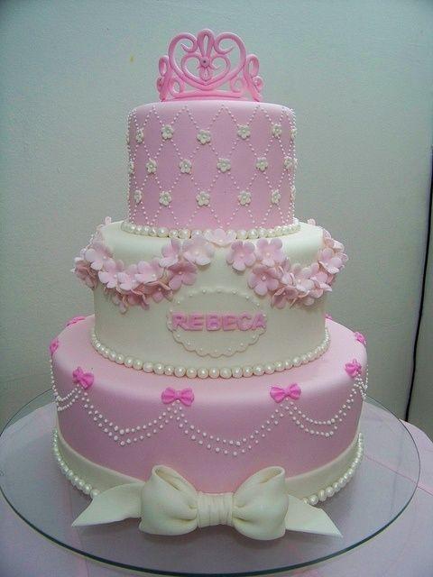bolo decorado princesa 8