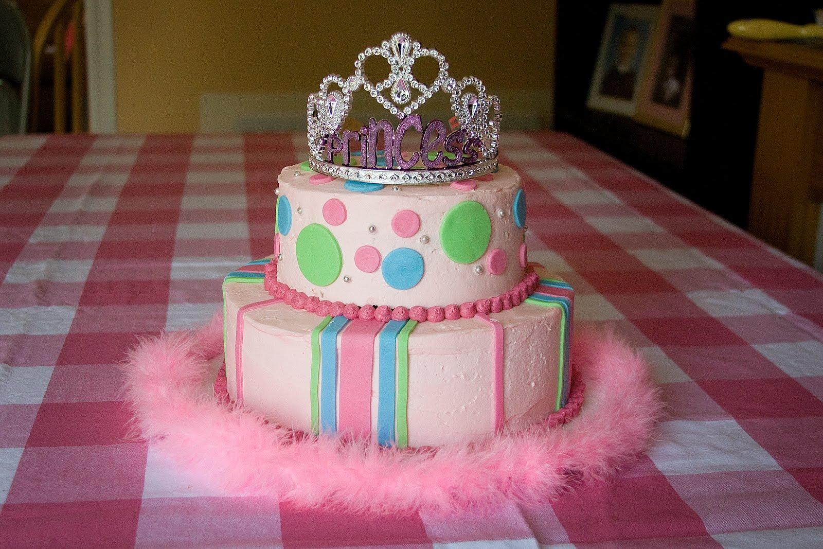 bolo decorado rosa princesa