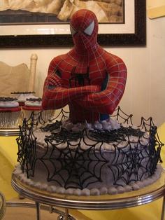 bolo do homem aranha (2)