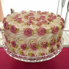 bolo festa chantilly