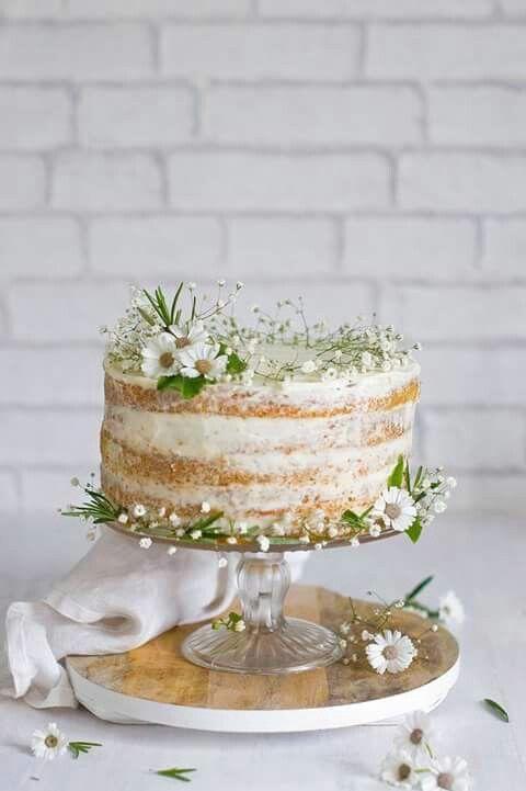 bolo festa naked cake