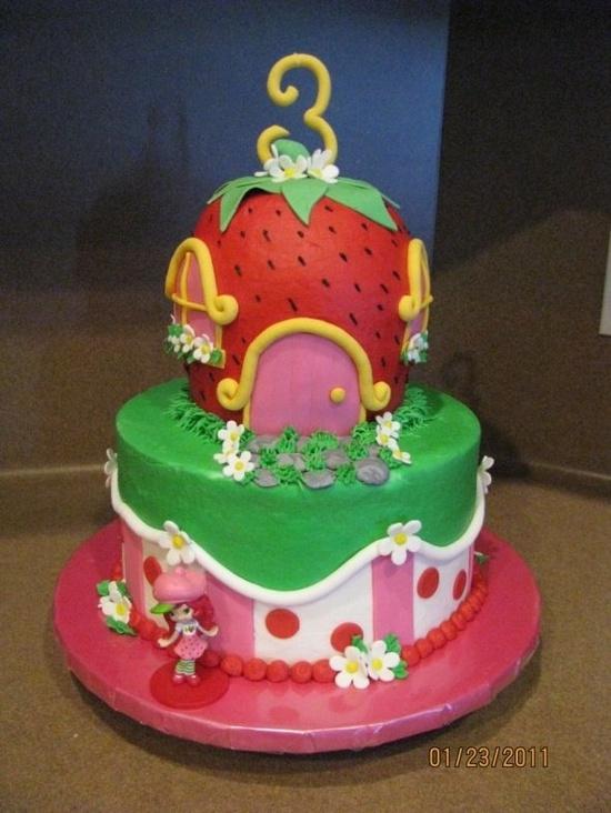 bolo moranguinho decorado