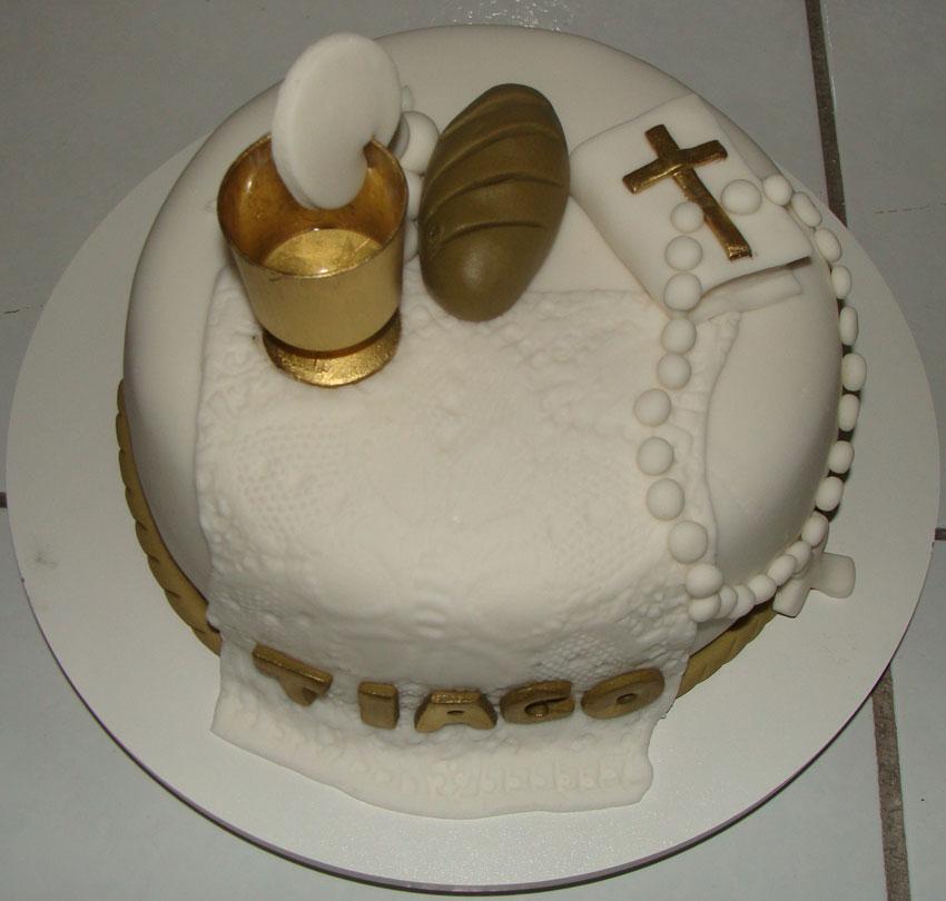 bolo primeira comunhao