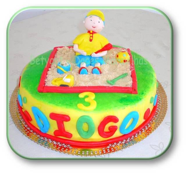 bolo ruca decorado Bolo aniversário do Ruca