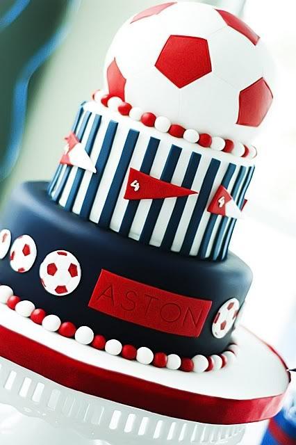 bolo time futebol