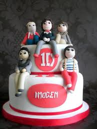 bolos aniversario one direction