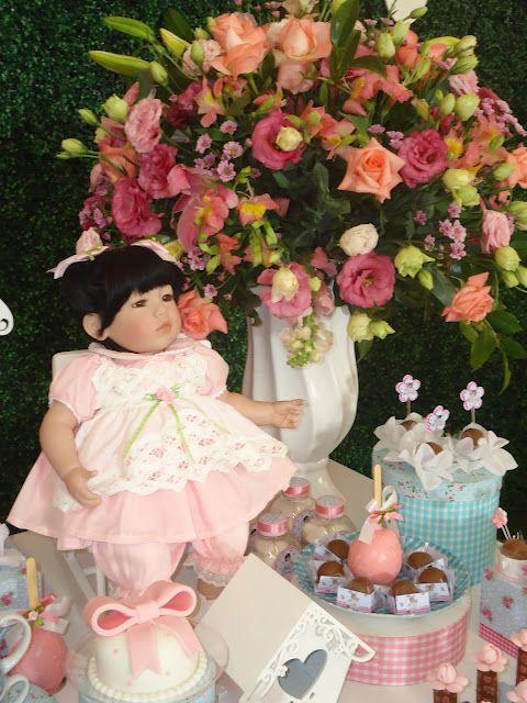 bolos decoracao cha boneca 6