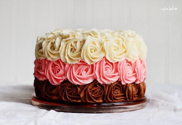 bolos decorados glace 3