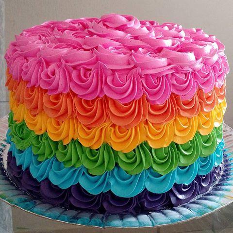 bolos decorados glace 6