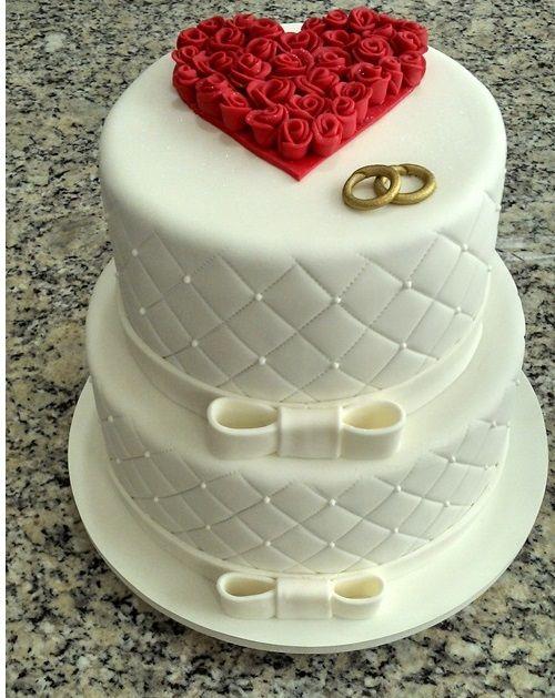 bolos decorados noivado 3