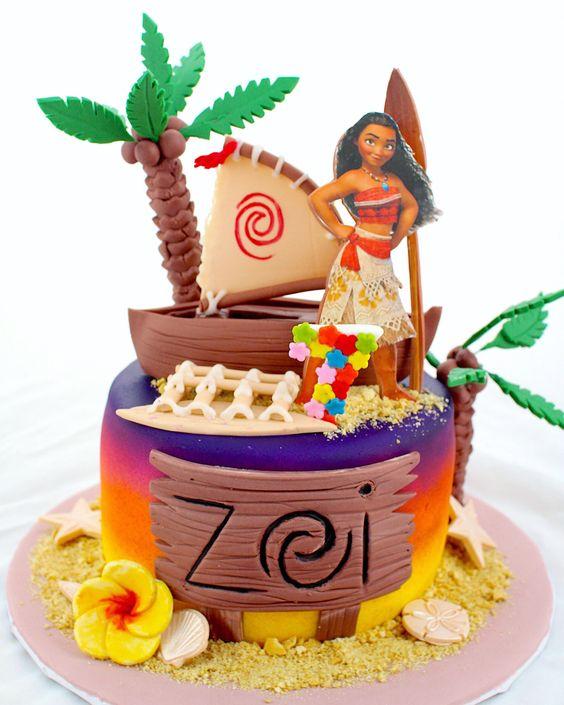 bolos decorados princesa moama