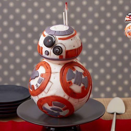 bolos decorados robos