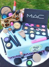 bolos maquiagem mac