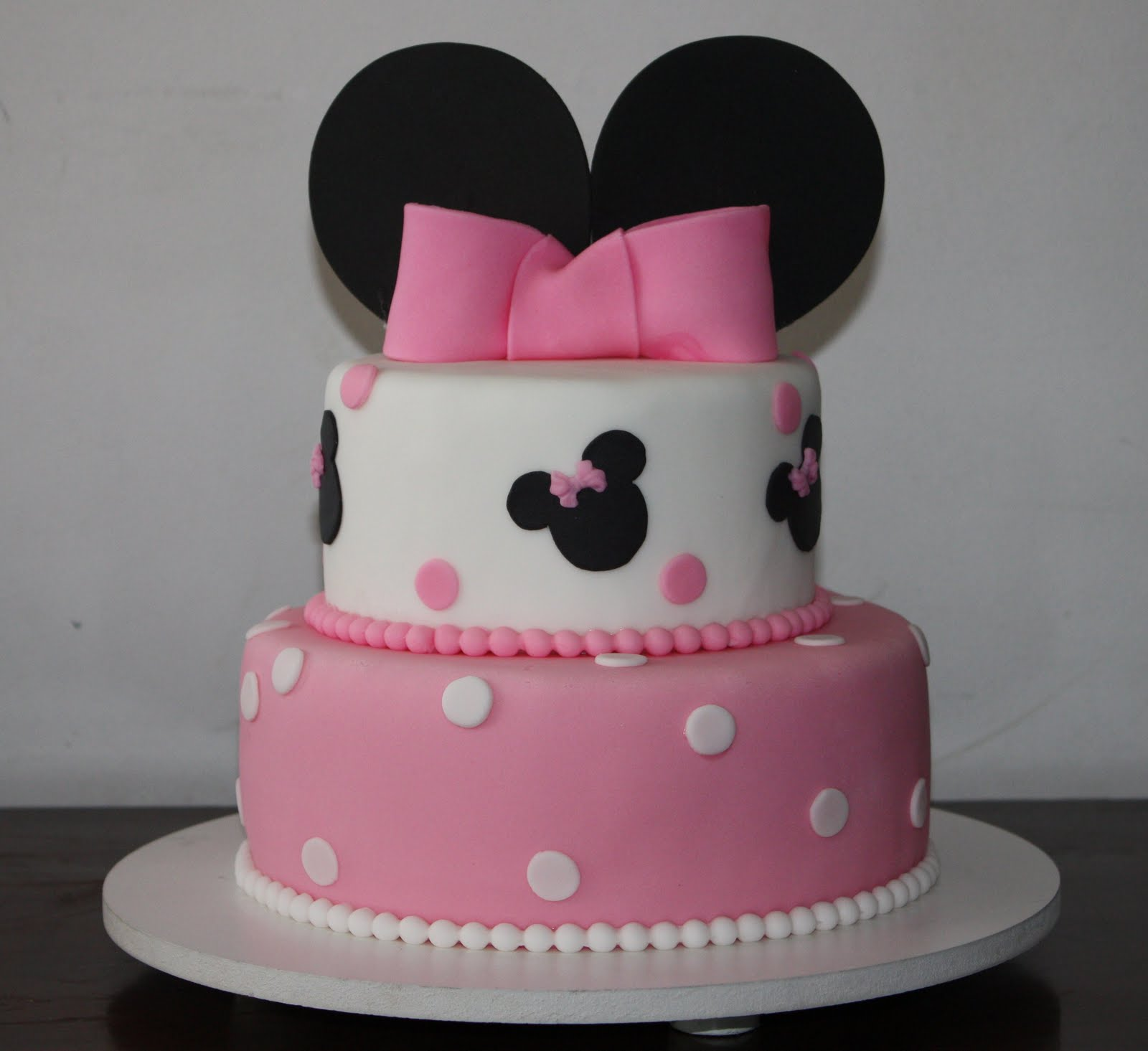 bolos minnie
