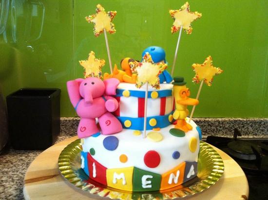 bolos pocoyo