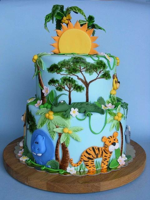 bolos selva