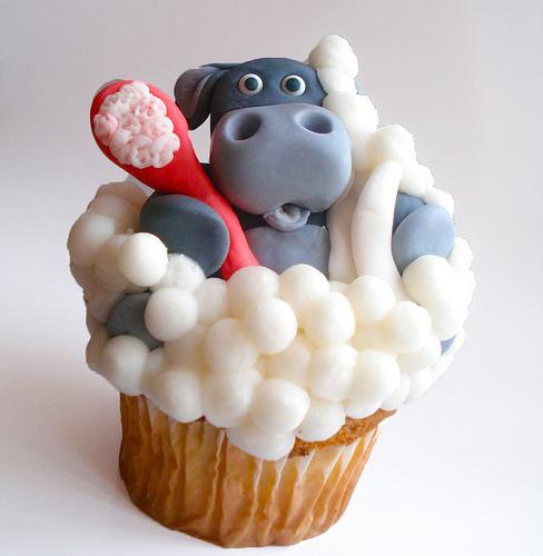 cupcakes animais