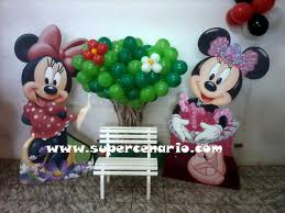 decoraçao festa minnie