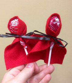 decoracao festa chapeuzinho vermelho 1
