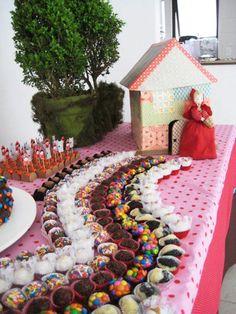 decoracao festa chapeuzinho vermelho 2