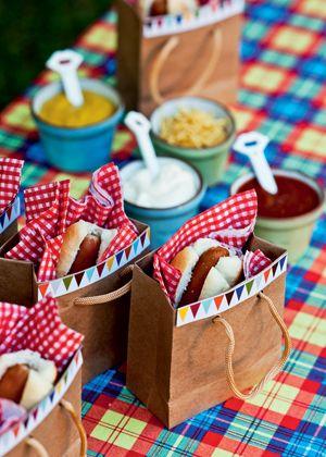decoracao festa picnic 2