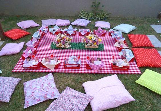 decoracao festa picnic 4